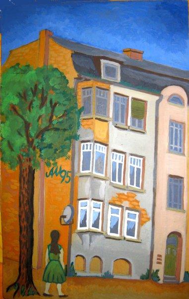 Wohnung Dessau Mildensee